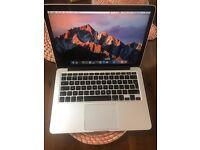 "Apple Macbook Pro 2015 Retina 13"" 8GB RAM SSD (As New)"