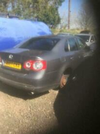 2007 Volkswagen Jetta 1.9 TDI Fof Breaken All Parts Available Cheap To Clear