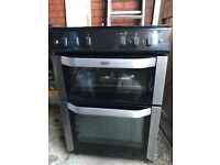 BELLING FSG60DO Gas Cooker Stainless Steel