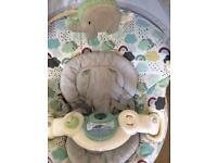"Graco Sweetpeace ""Clouds"" Baby Swing"