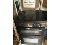New world black electric cooker