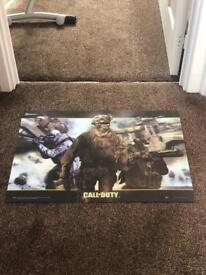 Call of duty 3D Poster Plastic