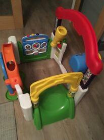 Little Tikes Activity Garden Play Set