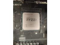 AMD Ryzen 7 1700 8 core. 3GHZ to 4GHZ. golden sample