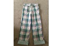 Pyjama bottoms size S from white stuff