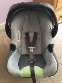 Baby 0+ car seat