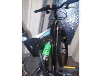 """Bike frame 26"""" wheels24"""""""