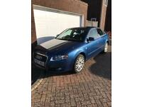 AUDI A4 2007 1.8T low mileage (CAMBELT, clutch 4tyres and lots of work done)