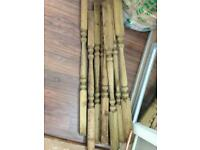 8 decking spindles