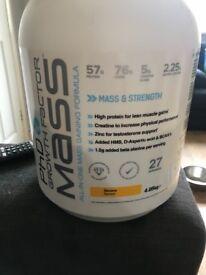 PhD mass protein
