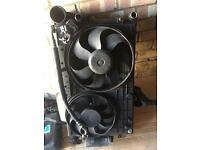 Golf mk4 Tdi Front mount Intercooler and rad pack