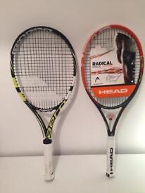 Tennis, ping pong, badminton stuff
