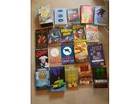 22 Boys books