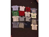 Baby boy clothes 0-3 months 93 items