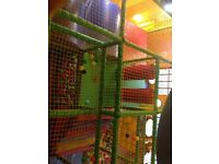 Soft play x2 perfect for some1 starting a kids play center