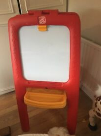 Little tykes painting easel