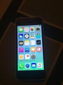 Unlocked iPhone 5c 8GB in White