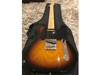 Fender Custom Shop Designed Baja Telecaster 2 Ton Sunburst