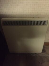 Small storage heaters x2