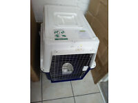Dog Crate / Pet Carrier - IATA and airline approved - suit small/med dog