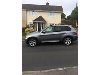 bmw x5 3.0 sat-nav-pan roof-head-up display-auto-diesel