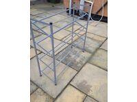 Shoe rack-4 tier