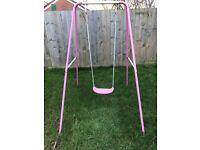 Free Pink Swing