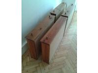 Warren Evans, Solid Pine Underbed Storage Drawers