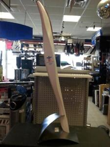 The Real Olympic Games Torch is here at Busters Pawn! Come down and SNAP a picture with it before it is Sold!