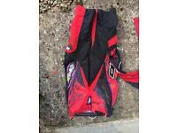 Oneal motocross top/bottoms