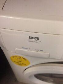 Zanussi - Electrolux washing machine