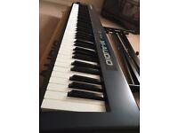 M-Audio Keystation 88 Midi keyboard & stand