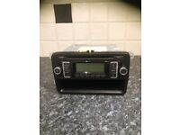 Vw radio out of a vw polo in excellent working order excellent condition