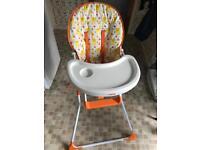 Children's high chair