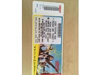 Leeds festival Friday day ticket