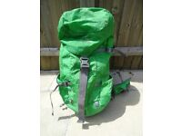 Kathmandu Altai 50L Rucksack / Bag Ideal for Hiking, Travelling, Camping etc...