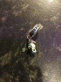 Genuine Pandora Seahorse charm