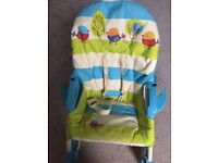 Baby Rocker and Swing only £10