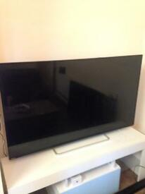 "Spare or repairs 50"" 3D led tv toshiba"