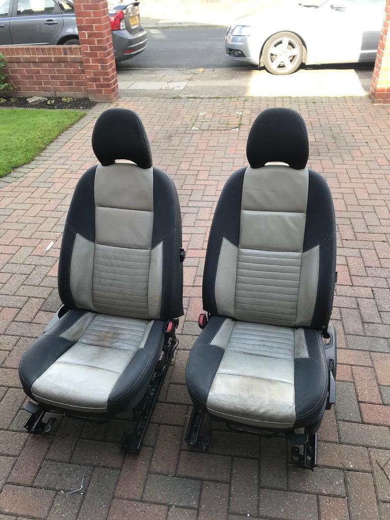 Volvo S40 V50 R Design Seats Interior May Fit Other In