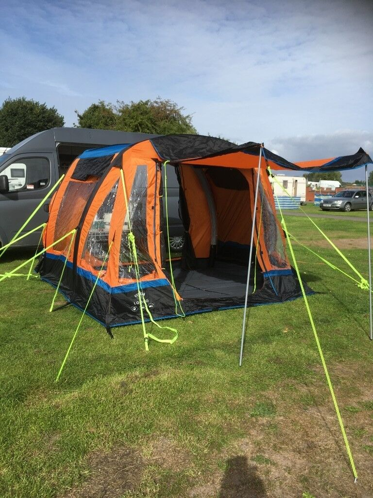 OlPro Loopo Breeze inflatable drive away awning for camper ...