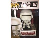 Pop bobble head star wars stormtrooper 67