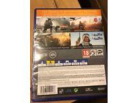 Battlefield revolution PS4 game