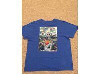 Paul Don Smith - Urban Artist - rare Brugal promo T Shirt