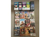 VHS tapes/boxsets