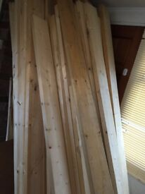 C24 Dry Graded Timber (various lengths)