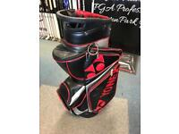 YONEX 14WAY CART BAG. Average condition