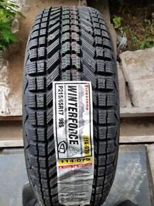 215/65/17 * 1 pneu hiver firestone neuf