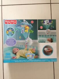 Fisher Price 2-in-1 Projection Mobile