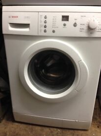 Bosch Reconditioned 6kg Washing Machine Good Condition